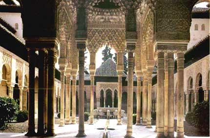 La Alhambra y el Teorema de Fedorov