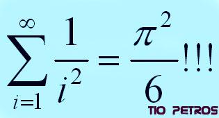 Euler y el problema de Basilea
