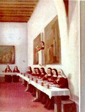 Los elegidos del monasterio