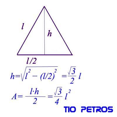 Triángulos sobre una cuadrícula (y 2)